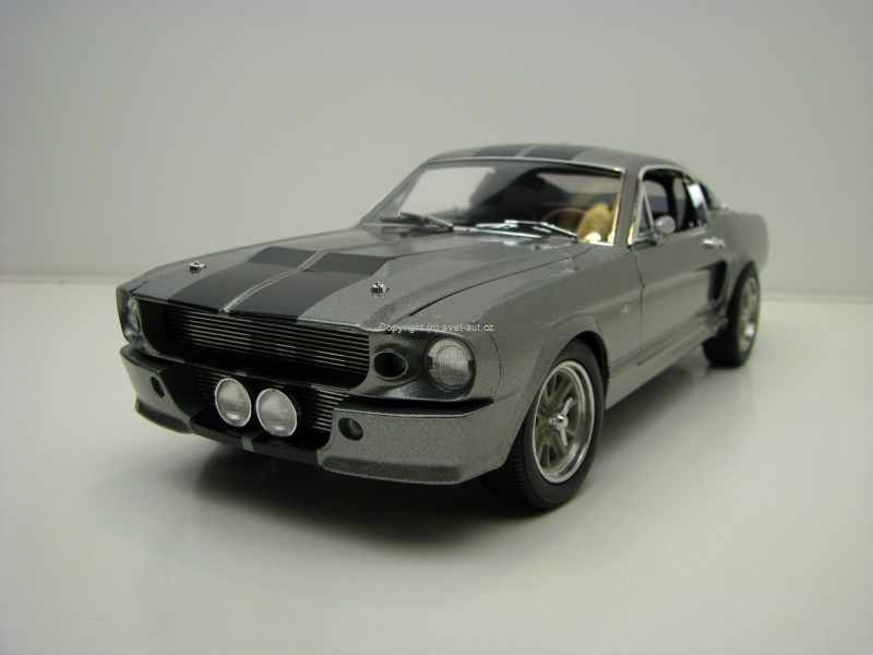 Ford Mustang Eleanor 1967 Gone in 60 Seconds 1:18 Greenlight